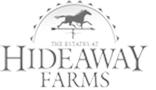 Hideaway Farms logo