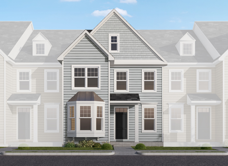 Image of the Sullivan a townhome in Downingtown